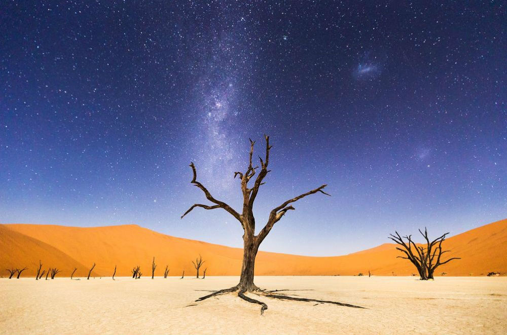 Ночь в Мертвой долине