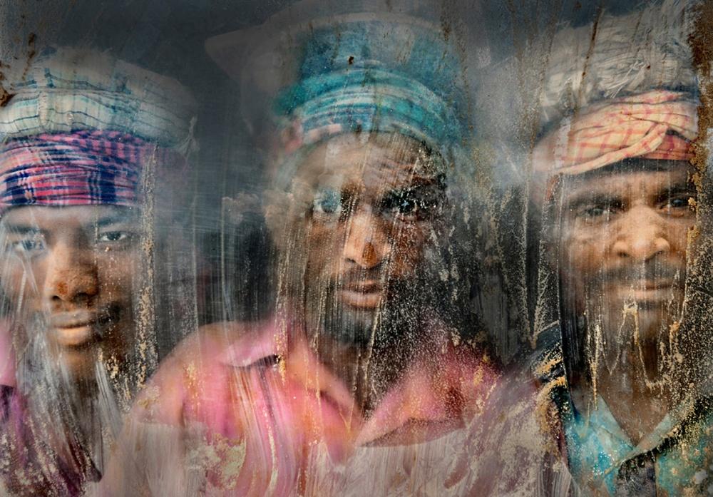 2-е место: Рабочие, Бангладеш