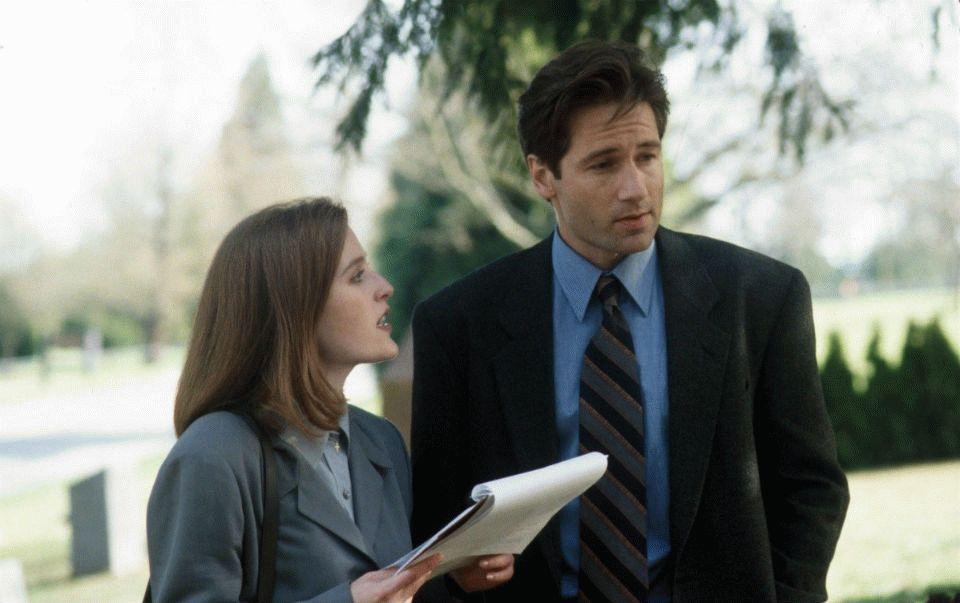 X-Files сериал
