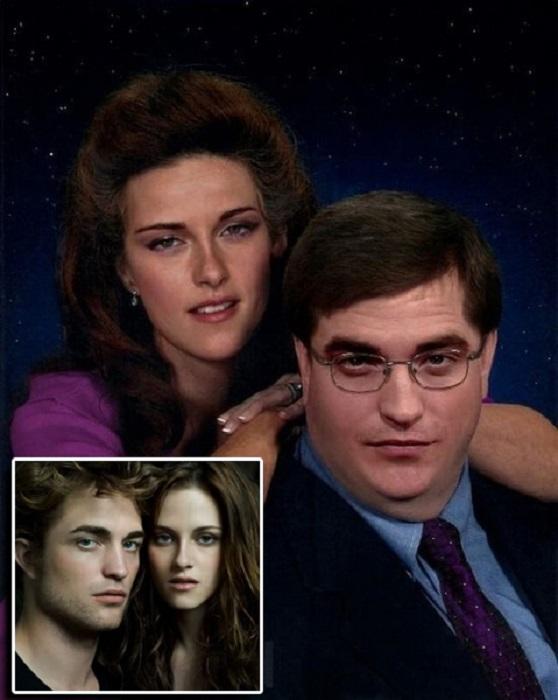 Robert Pattinson - Kristen Stewart