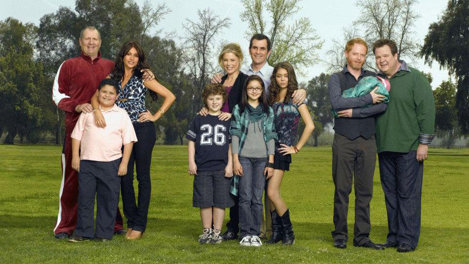 Сериалы. «Американская семейка»