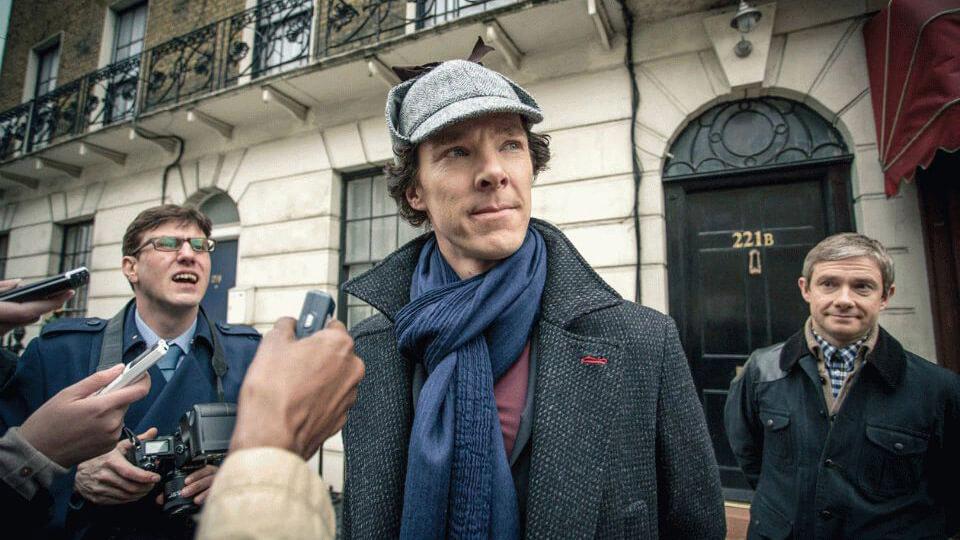 Сериалы. «Шерлок»