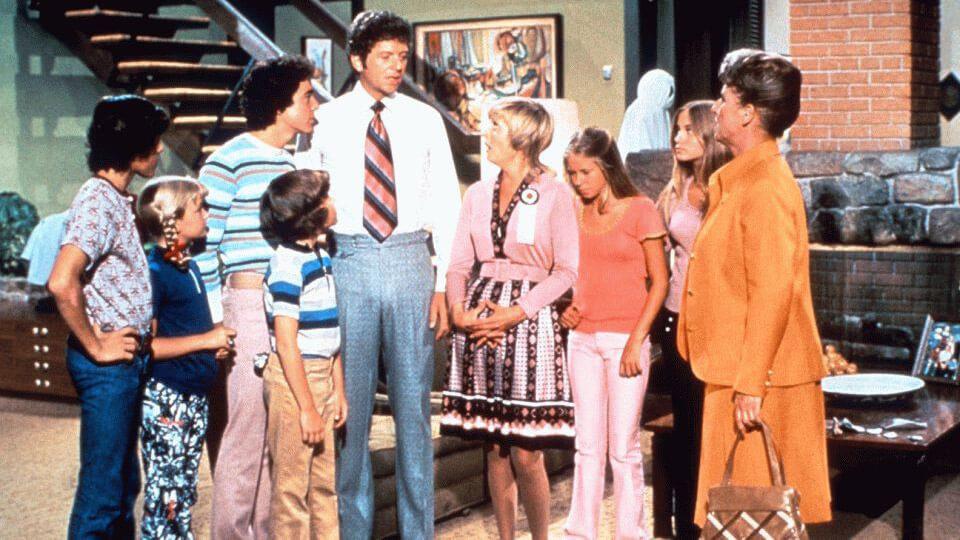 Сериалы. «Семейка Брэди»
