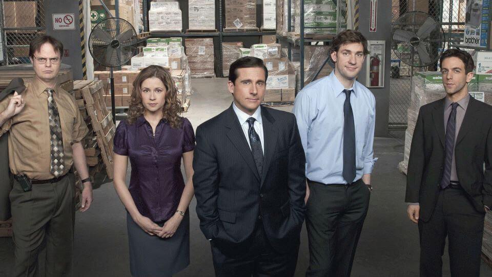 Сериалы. «Офис»