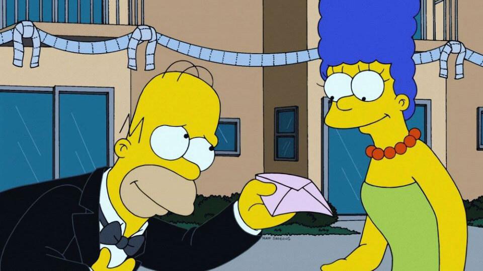 Сериалы. «Симпсоны»