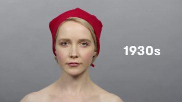 Стандарты женской красоты в России за 100 лет