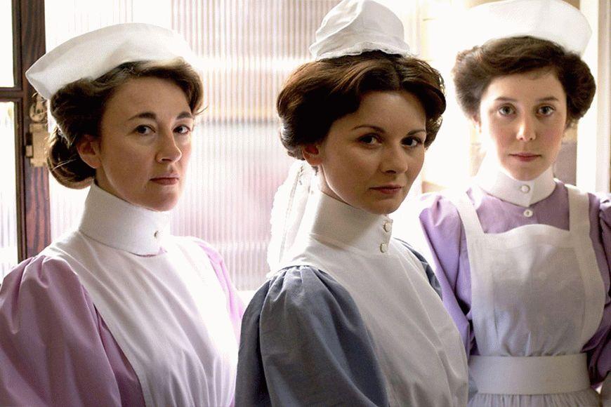 Лондонский госпиталь сериал