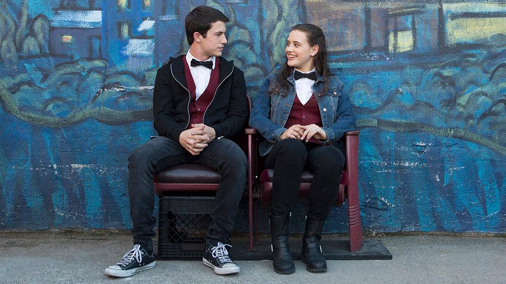 Клэй и Ханна, сериалы Netflix