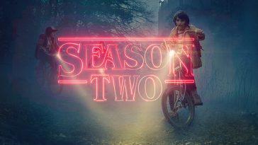 Очень странные дела 2 сезон