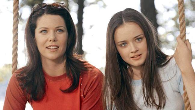 Gilmore Girls сериал