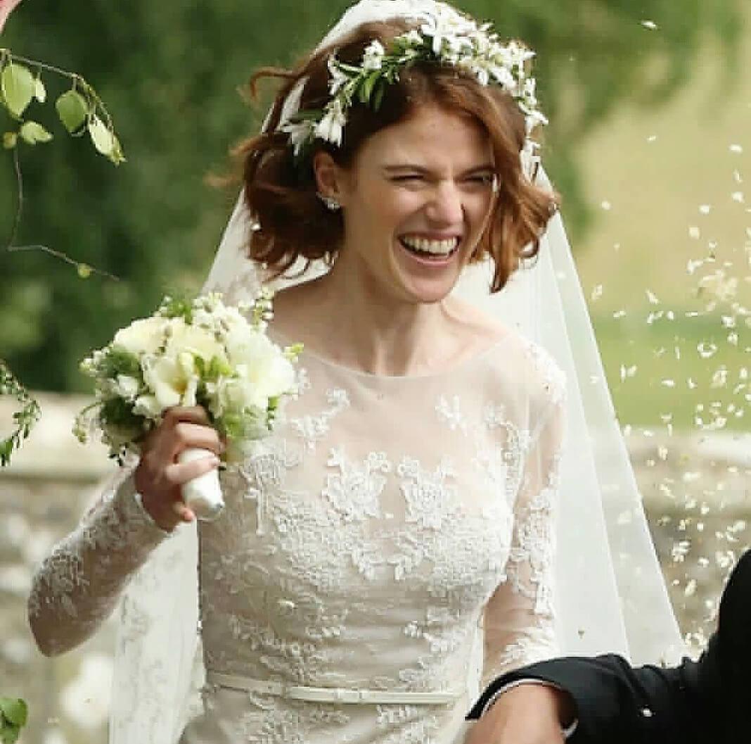 Свадьба Кита Харрингтона и Роуз Лесли