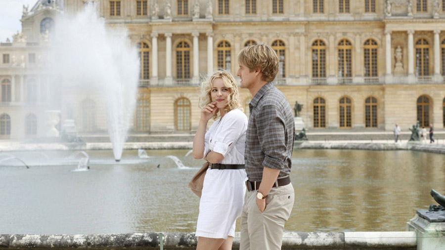 Полночь в Париже (фильмы про путешествия во времени)