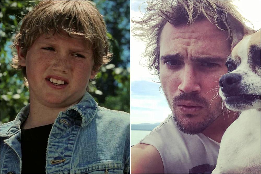 Томми, 13 лет, Эффект бабочки, тогда и сейчас