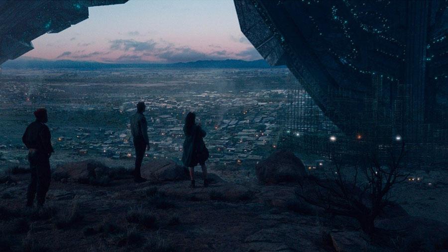 День независимости (фильмы про космос)