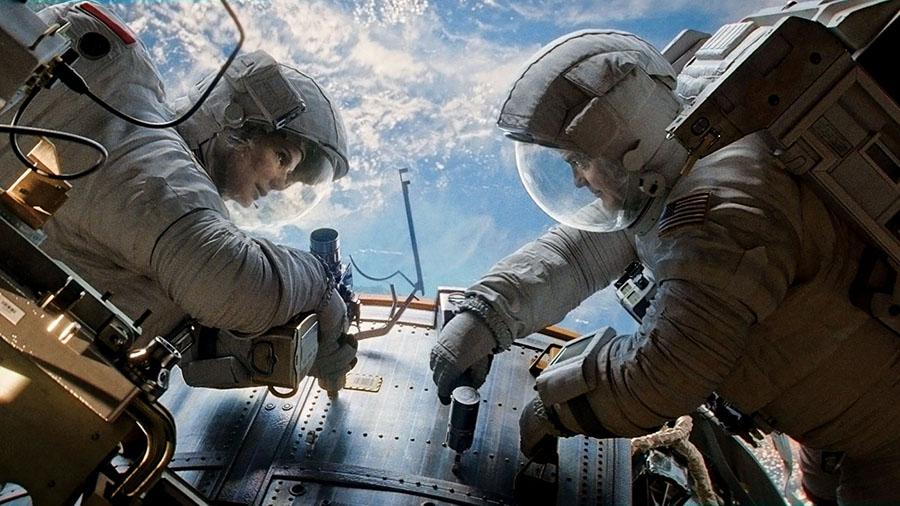 Гравитация (фильмы про космос)