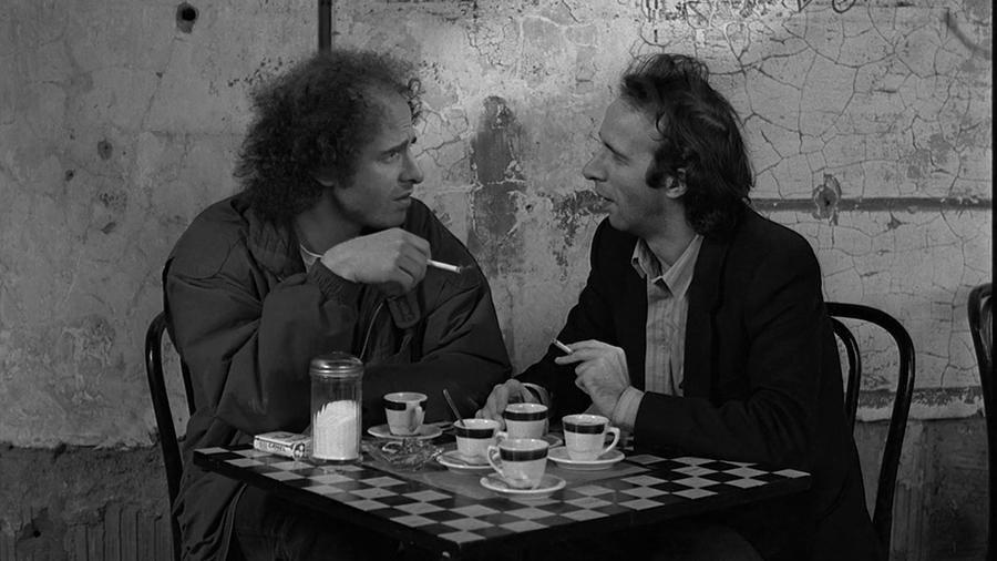 Кофе и сигареты,фильм
