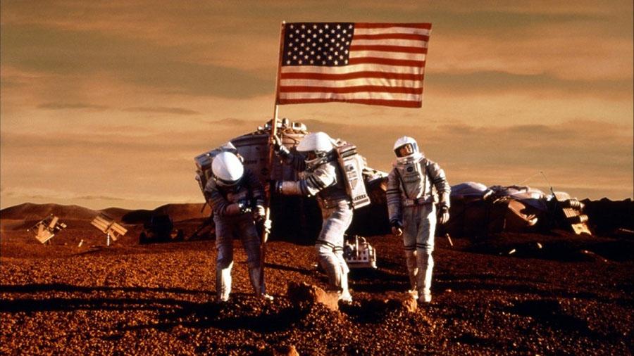 Миссия на Марс (фильмы про космос)