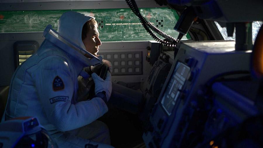 Луна 2012 (фильмы про космос)