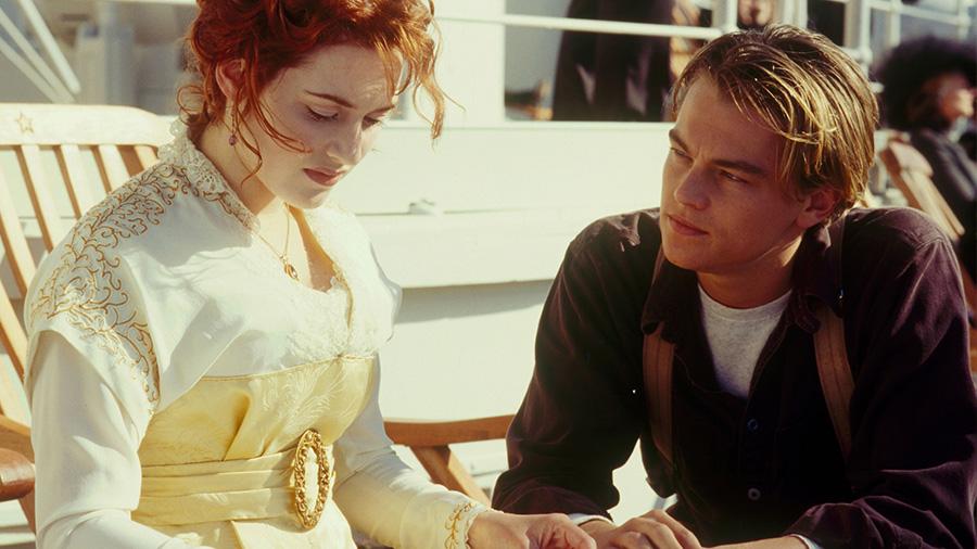 Титаник (грустные фильмы)