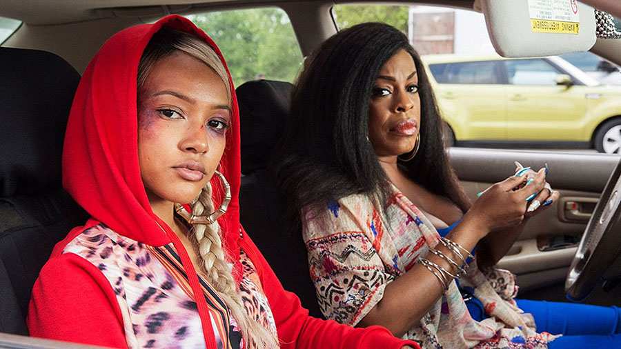 Девушки из сериала «Когти