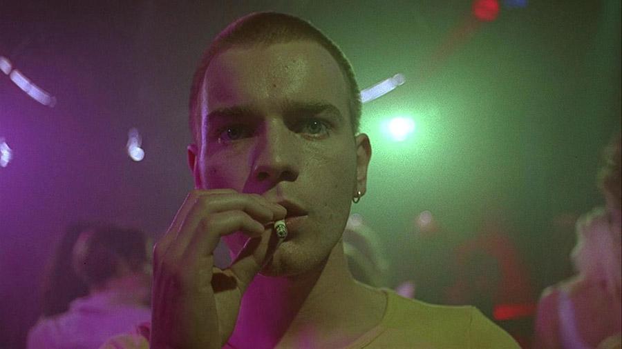 Кадр из фильма «На игле»