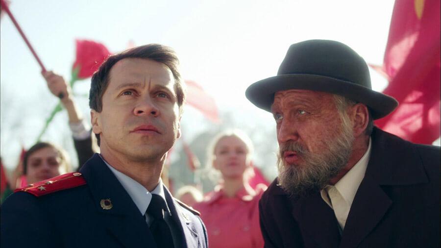 Кадр из сериала Обратная сторона луны (Лучшие русские сериалы)