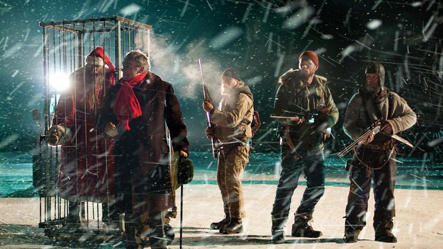 Фильм Санта на продажу