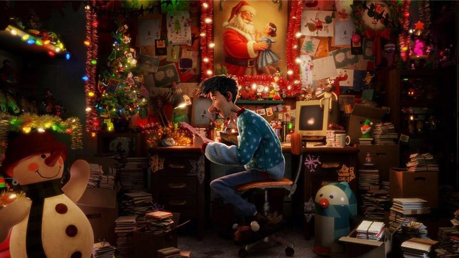 Мультфильм Секретная служба Санта-Клауса