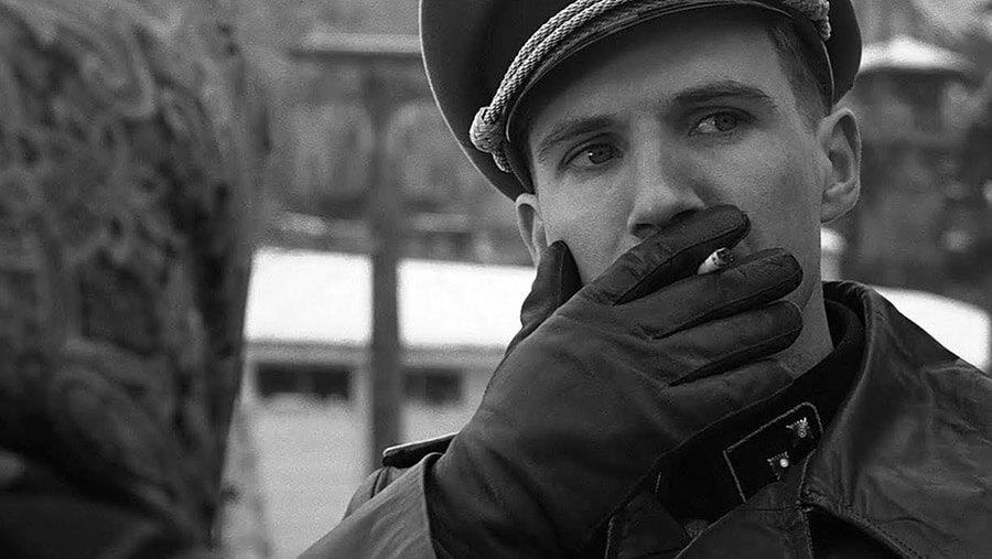 Черно-белый фильм «Список Шиндлера»