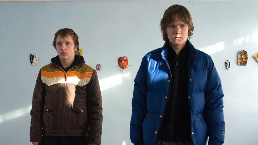 Тяжелые фильмы. Класс (2007)