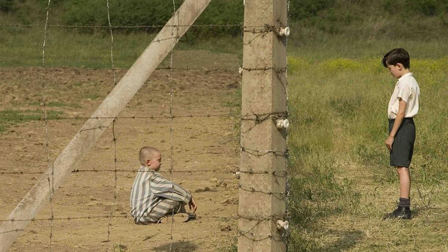 Тяжелые фильмы. Мальчик в полосатой пижаме (2008)