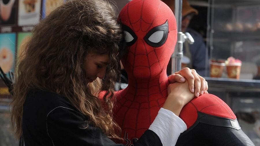 Лучшие фильмы 2019. Человек-паук - Вдали от дома.