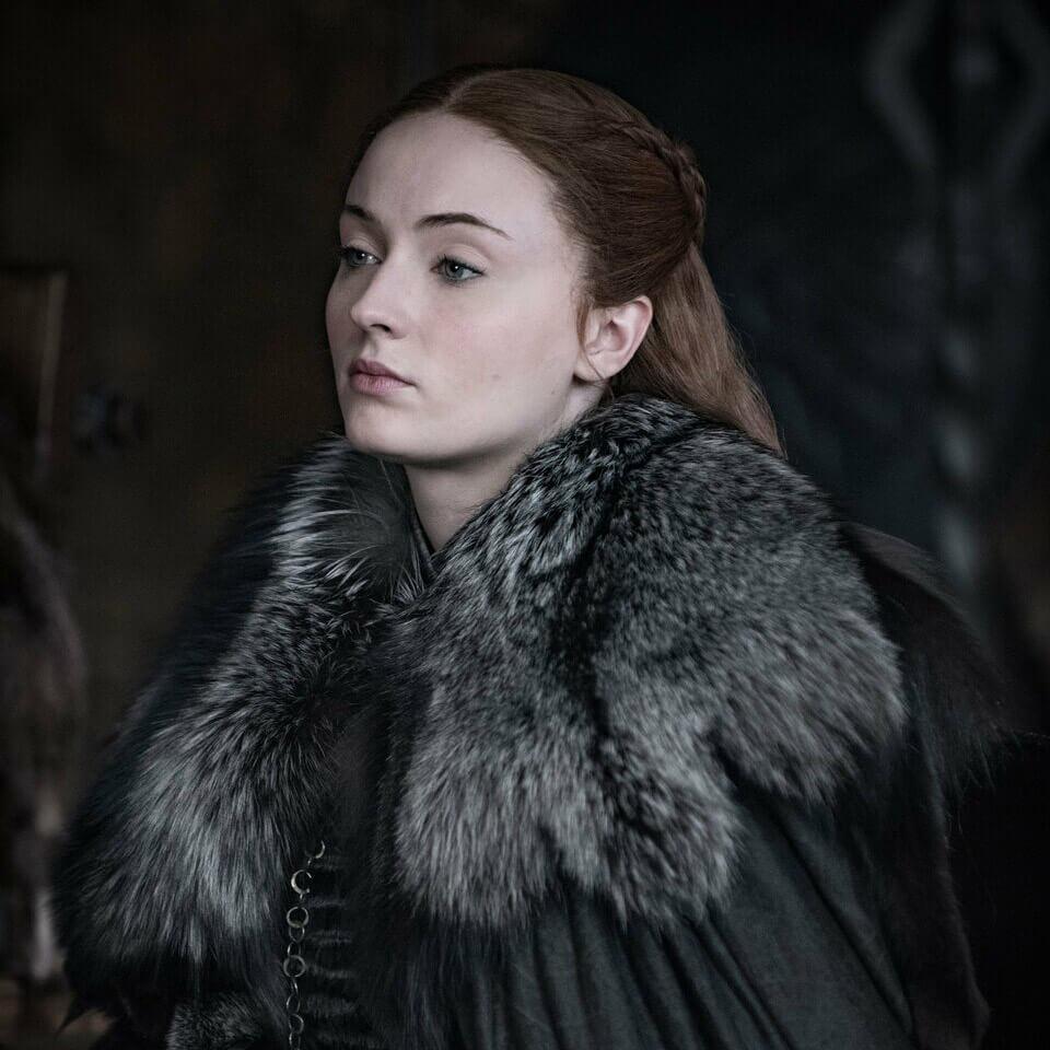 Кадр из 8 сезона «Игры престолов»