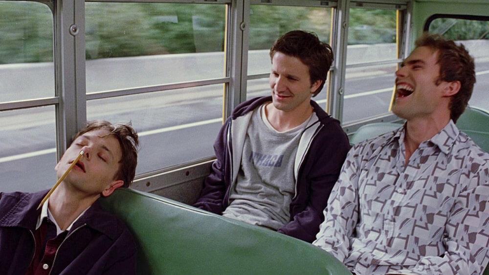 Молодежные комедии 2000, Дорожное приключение