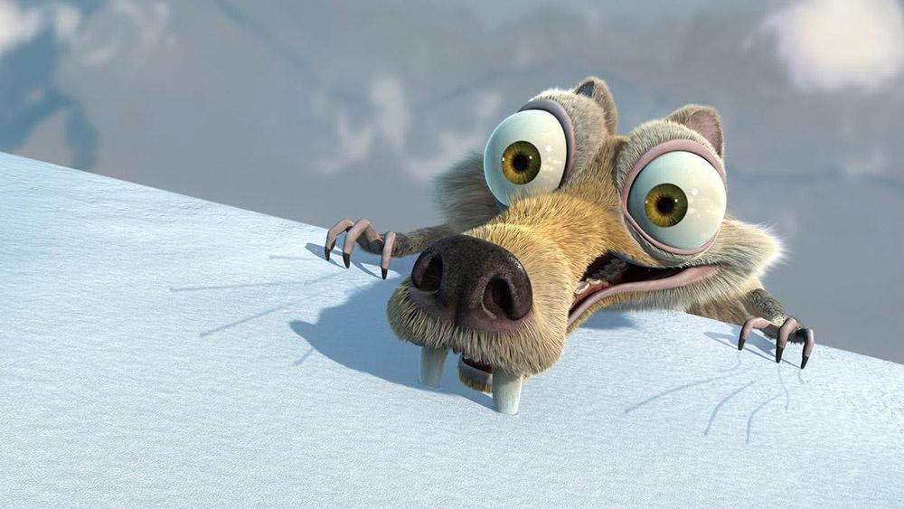 Лучшие мультфильмы. Ледниковый период