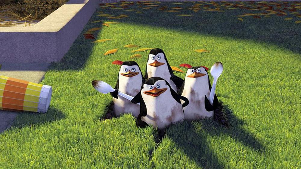 Лучшие мультфильмы. Мадагаскар