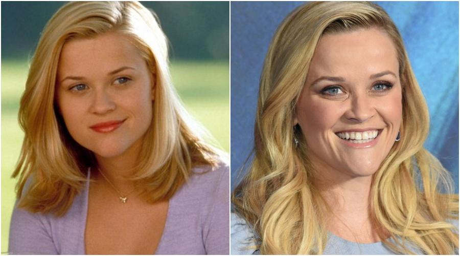 Reese Witherspoon / Жестокие игры