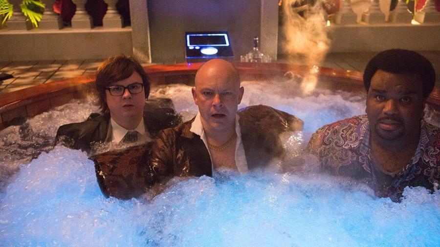 Фильмы об отдыхе. Hot Tub Time Machine