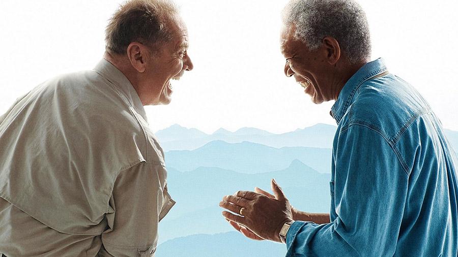 Фильмы про старичков