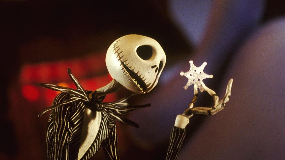 Фильмы на Хэллоуин. Кошмар перед Рождеством