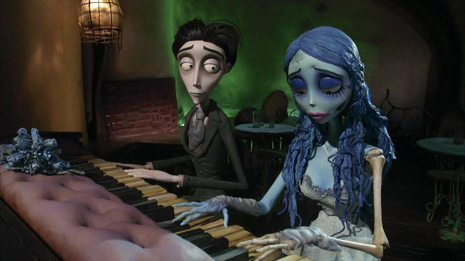 Фильмы на Хэллоуин. Труп невесты