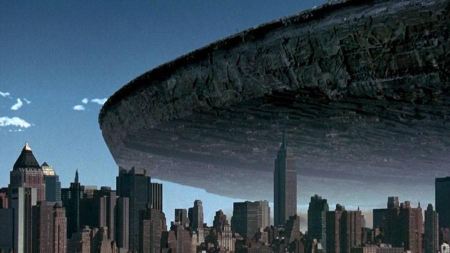 Фильмы про инопланетян. День независимости