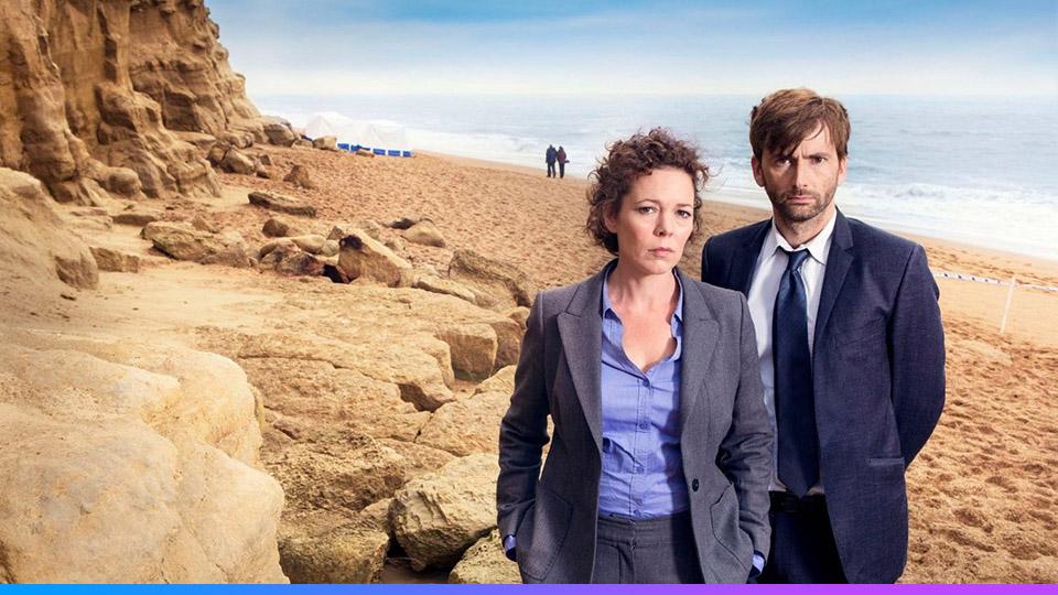Британские сериалы