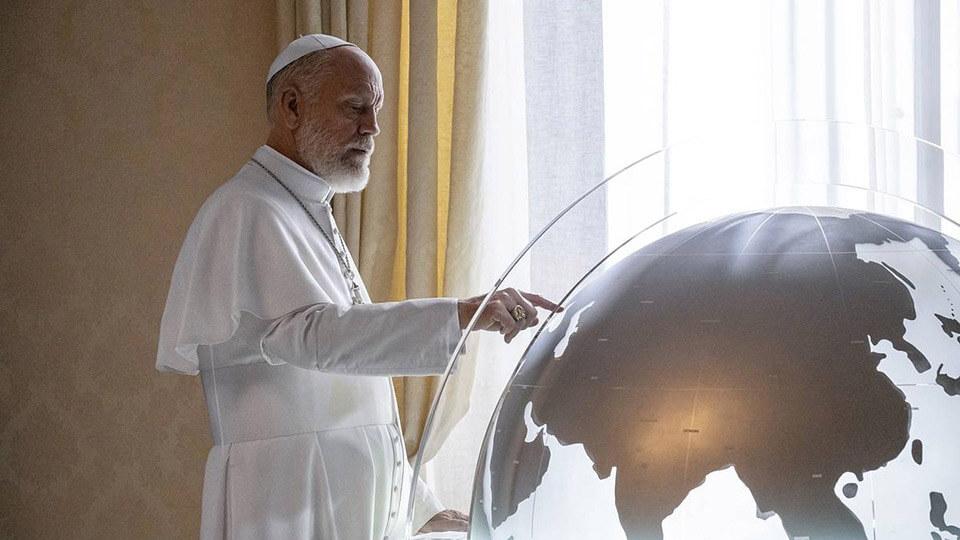 Новый Папа. Сериалы 2020