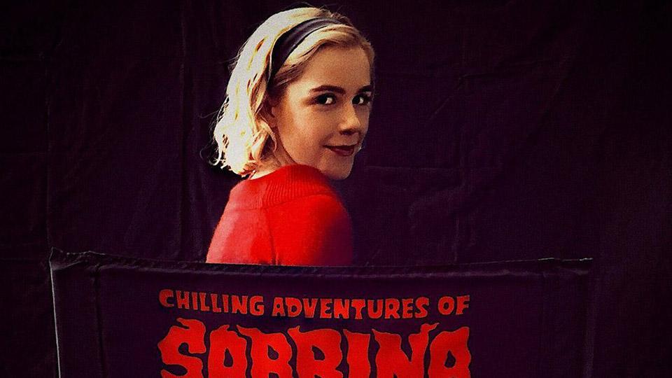 Сабрина. Сериалы 2020