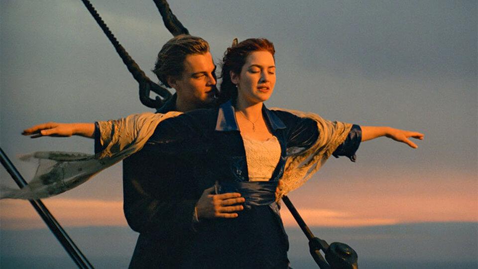 Фильмы 90х. Титаник