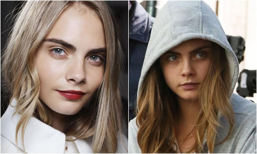 Актрисы без макияжа