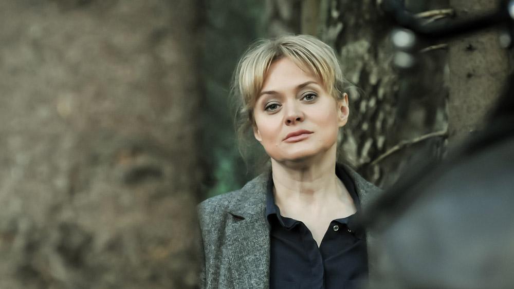 Русские сериалы. Обычная женщина